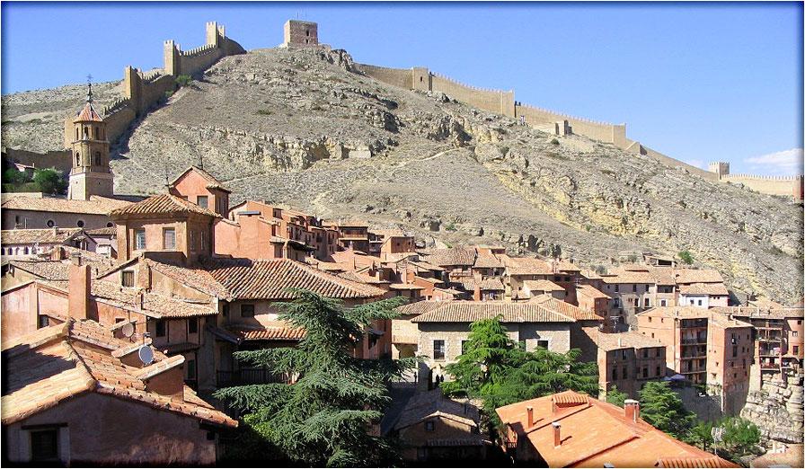 spanjemijnland   Albarracin - Aragón