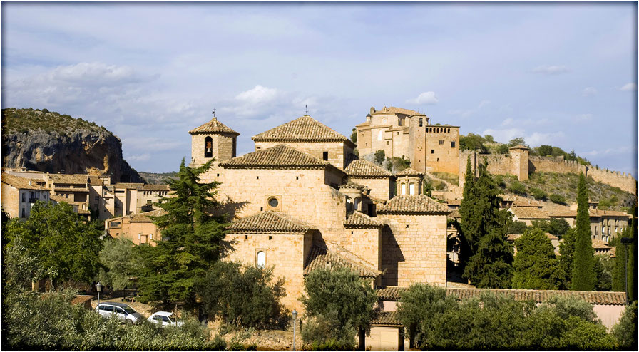 spanjemijnland   Alquezar - Aragón