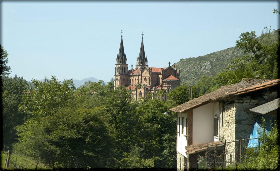 spanjemijnland | Covadonga - Asturië