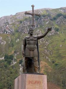 spanjemijnland | Pelayo Covadonga - Asturië