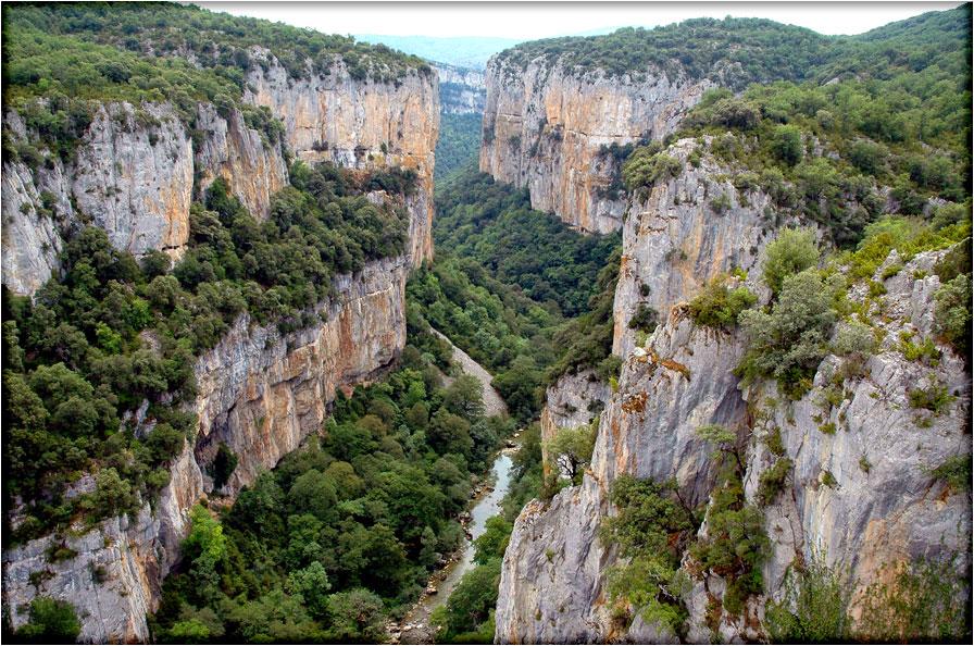 spanjemijnland | Foz de Arbaiun - Navarra
