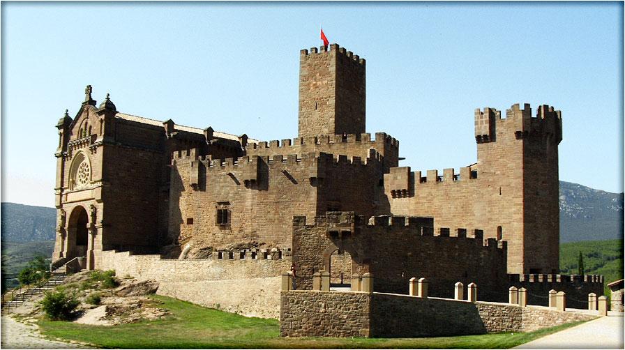 spanjemijnland | Castillo de Javier - Navarra
