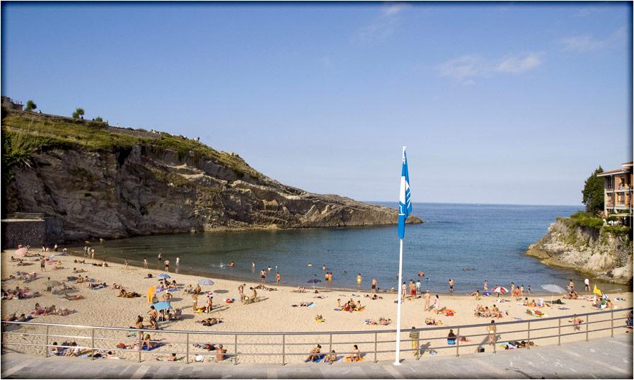 spanjemijnland | Playa del Sablón in Llanes - Asturië