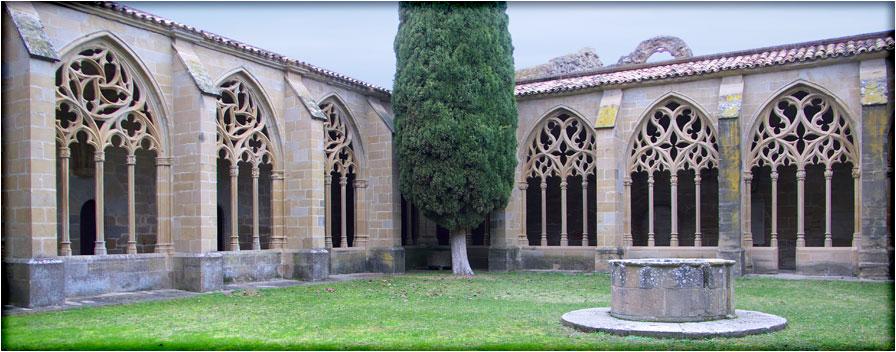 spanjemijnland | Monasterio Oliva - Navarra