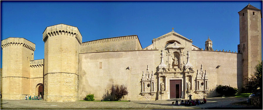 spanjemijnland | Monasterio de Poblet - Catalonië