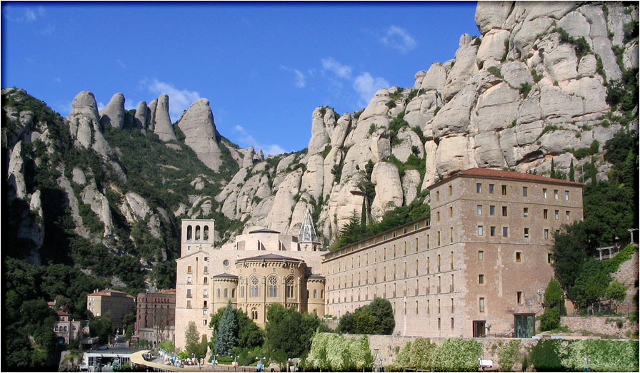 spanjemijnland | Montserrat - Catalonië