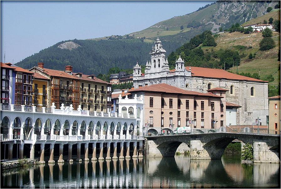 spanjemijnland   Tolosa - Baskenland
