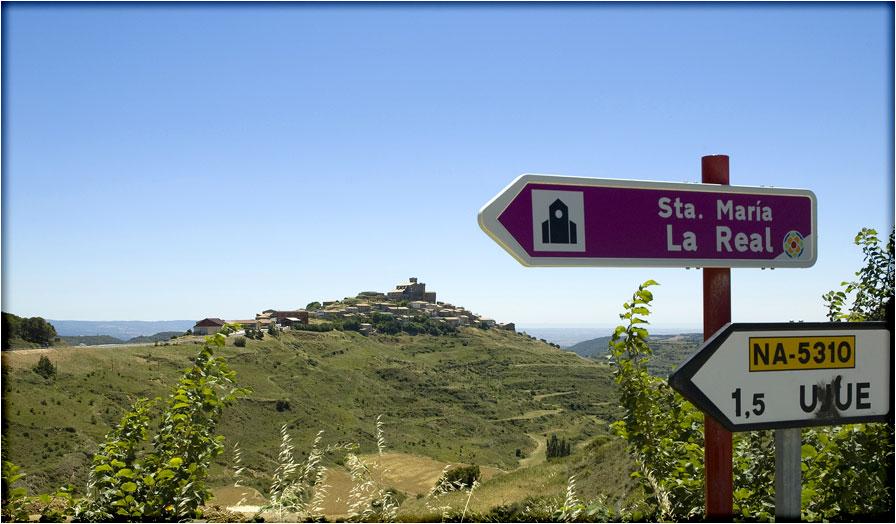 spanjemijnland | Ujué - Navarra
