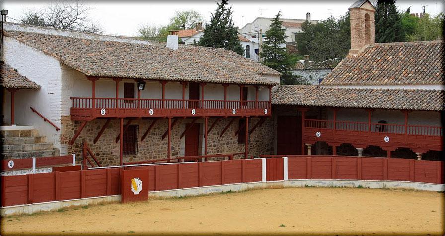 spanjemijnland   Las Virtudes - Castilië-La Mancha