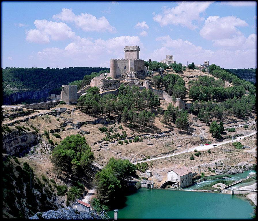 spanjemijnland   Alarcon - Castilië-La Mancha