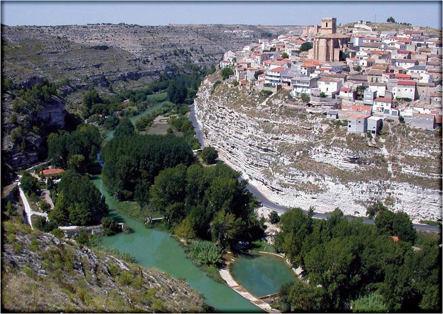 spanjemijnland   Alcalá del Júcar - Castilië-La Mancha