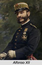 spanjemijnland | Alfonso XII