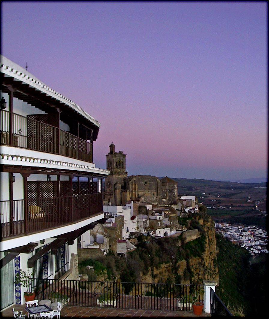 spanjemijnland | Arcos de la Frontera - Andalusië