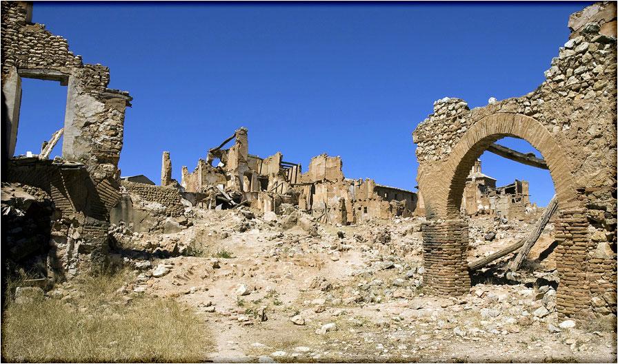 spanjemijnland | Belchite - Aragón