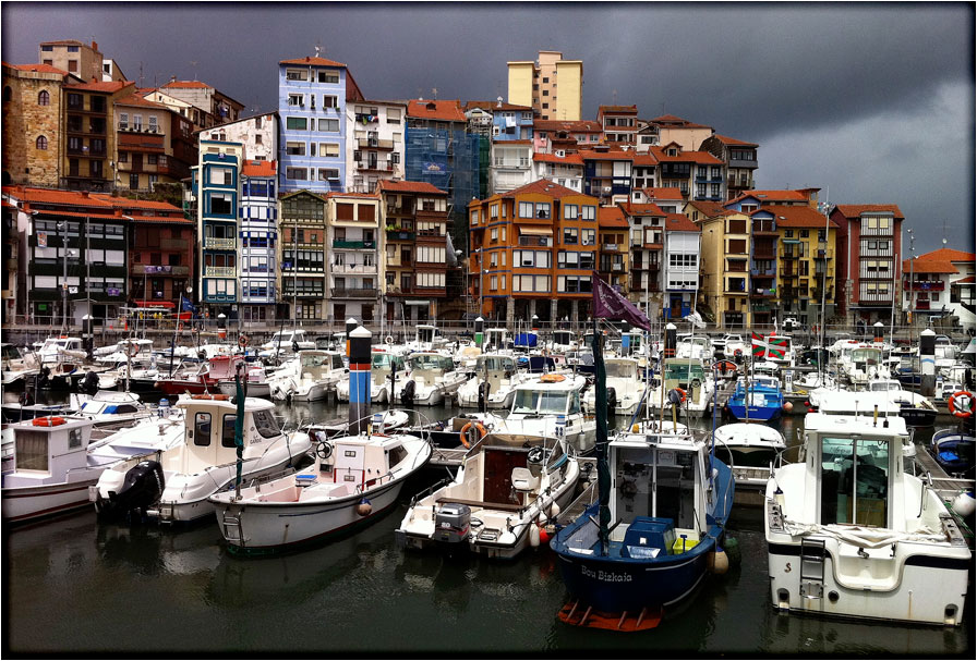 spanjemijnland   Bermeo - Baskenland