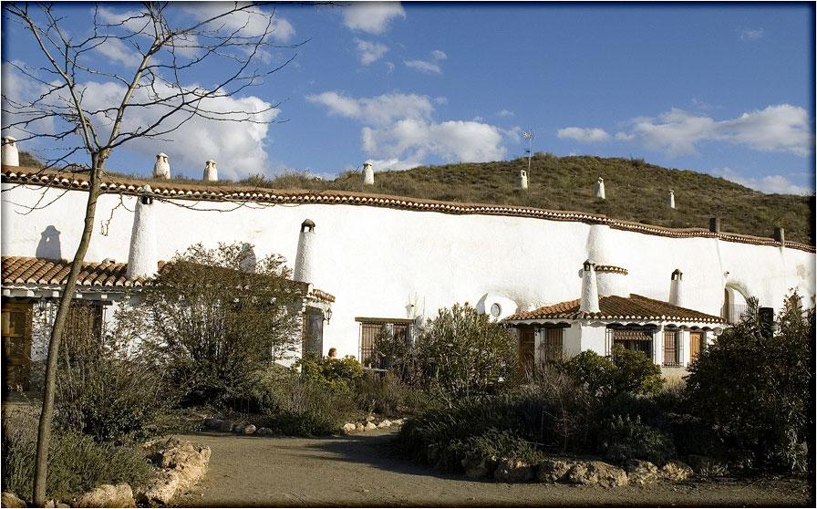 spanjemijnland | La Calahorra - Andalusië