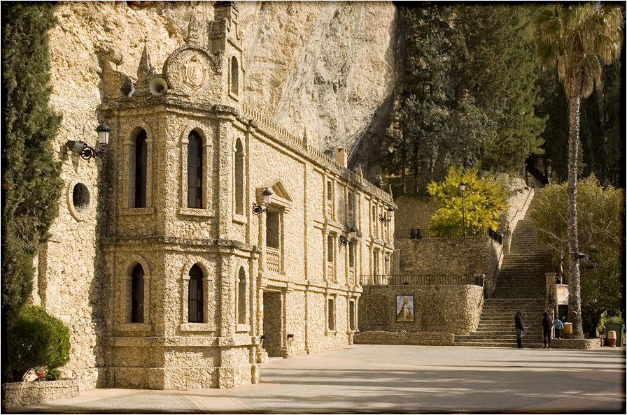 spanjemijnland | Santuario Virgen de la Esperanza - Calasparra - Murcia