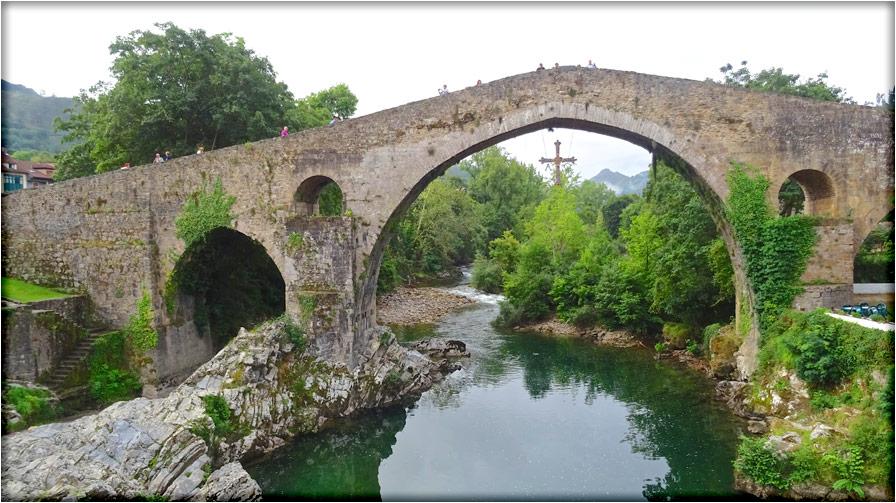 spanjemijnland | Cangas de Onis - Asturië