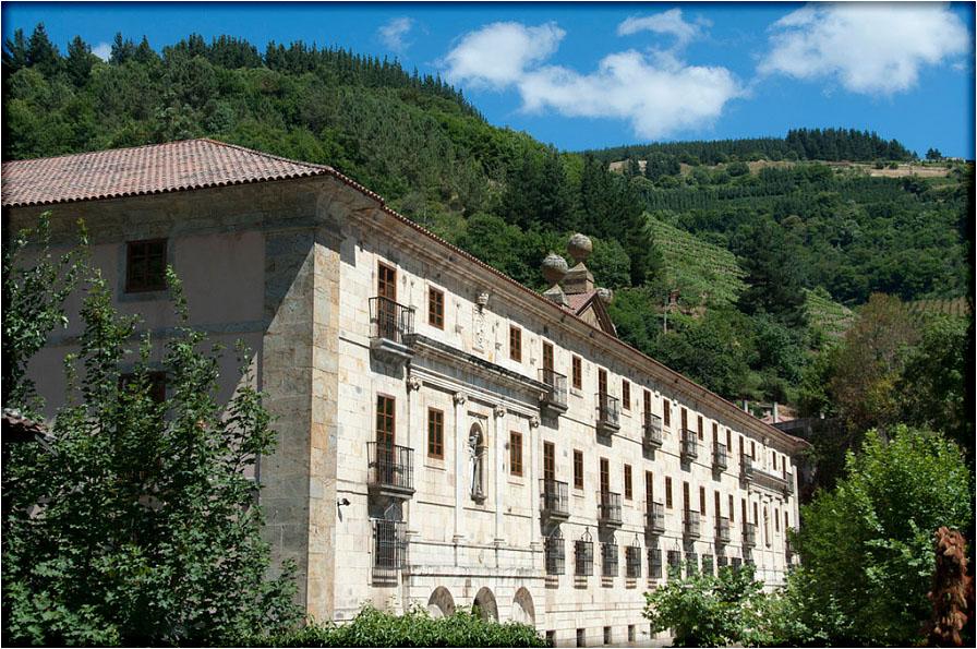 spanjemijnland | Parador Coria in Cangas del Narcea - Asturië