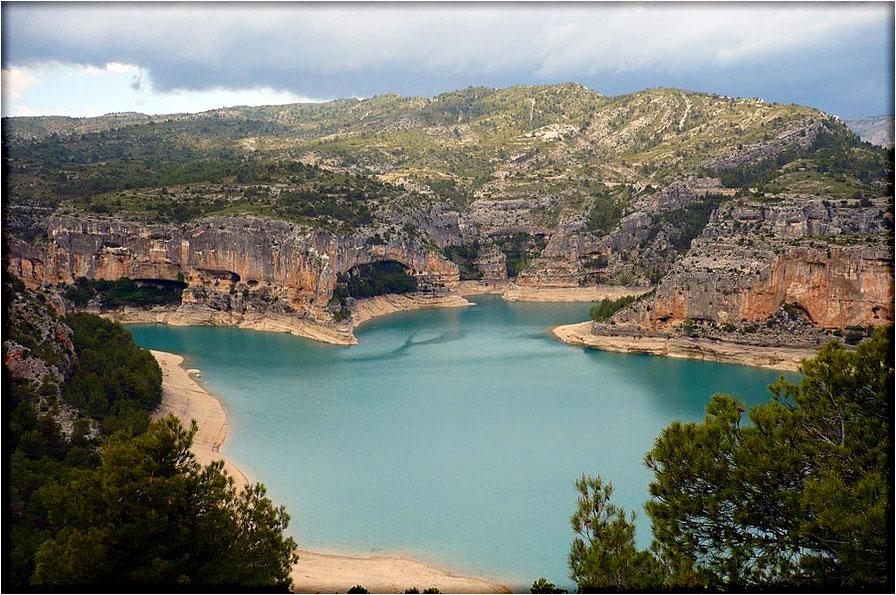 spanjemijnland   Castellote - Aragón
