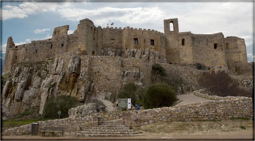 spanjemijnland   Castillo de Calatrava - Castilië-La Mancha