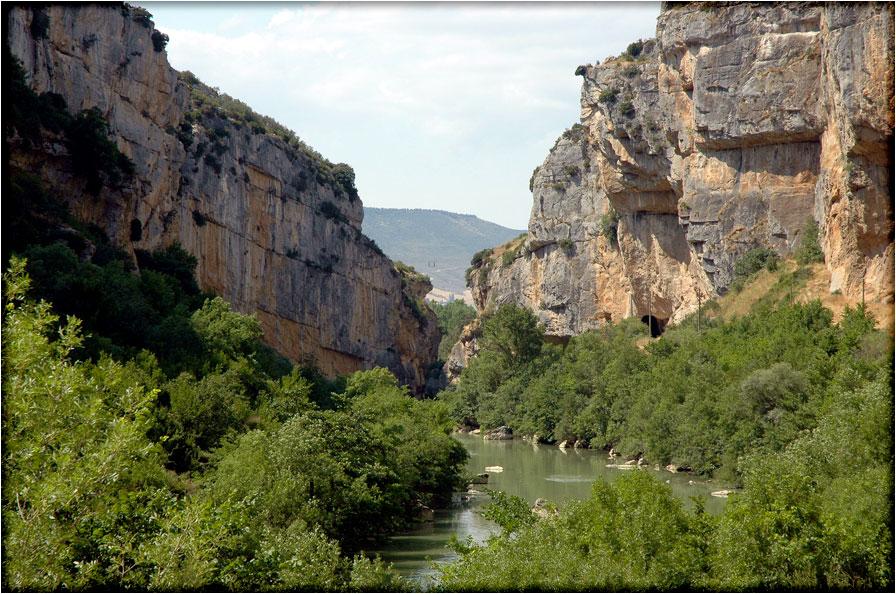 spanjemijnland | Foz de Lumbier - Navarra