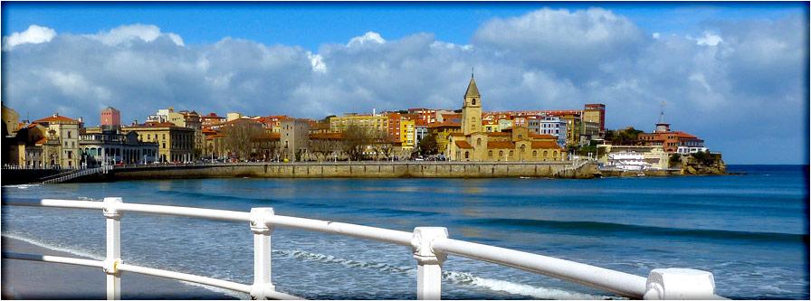 spanjemijnland | Gijon - Asturië