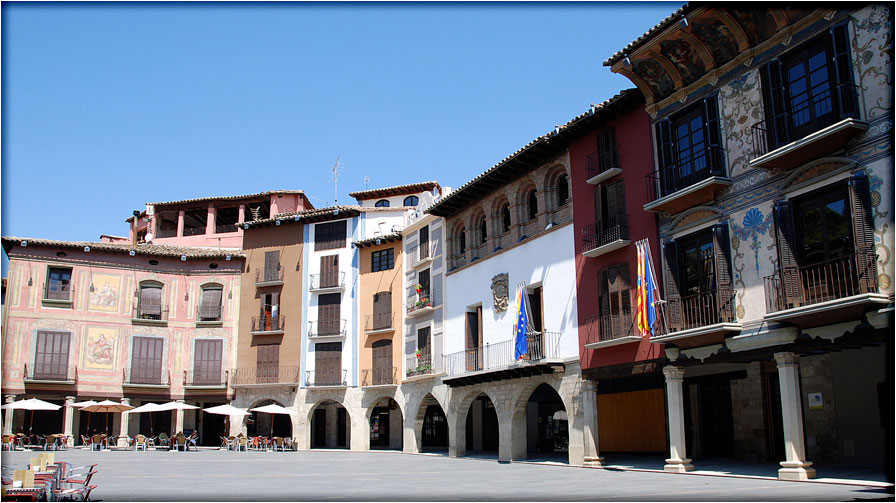 spanjemijnland   Graus - Aragón