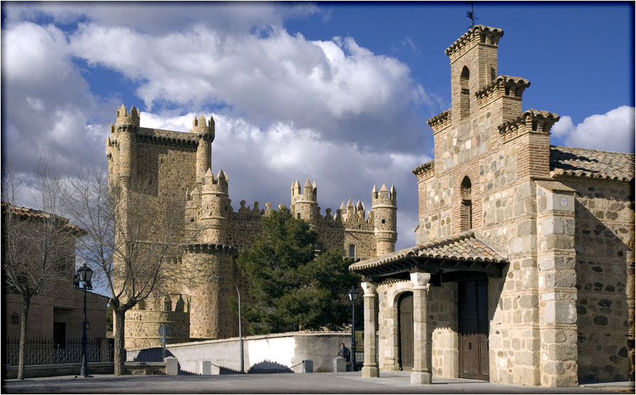 spanjemijnland   Guadamur - Castilië-La Mancha