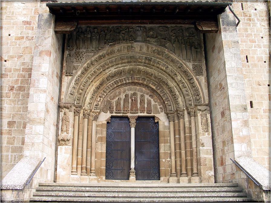 spanjemijnland | Monasterio de Leyre - Navarra