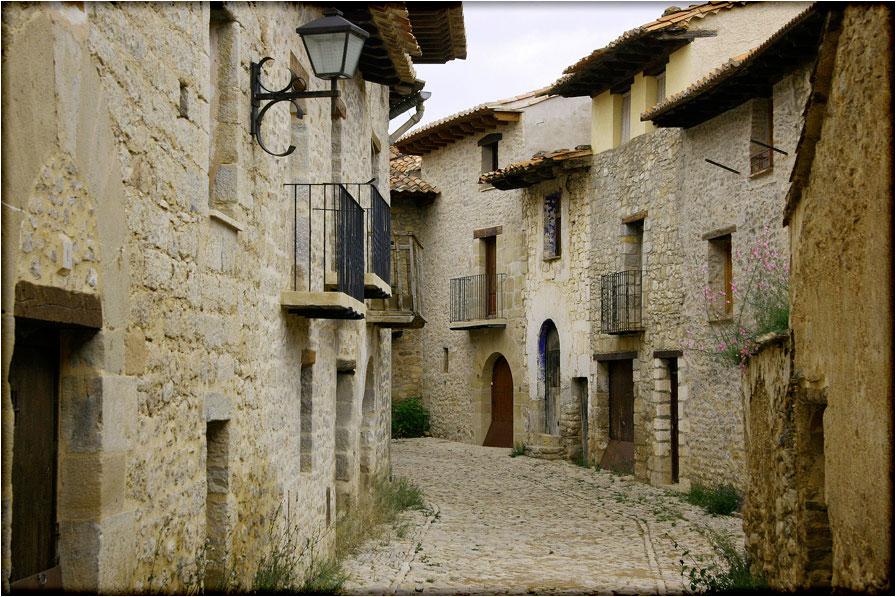 spanjemijnland   Mirambel - Aragón