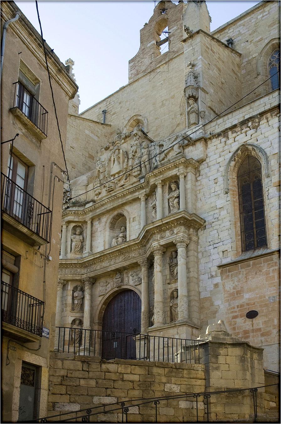 spanjemijnland | Montblanc - Catalonië