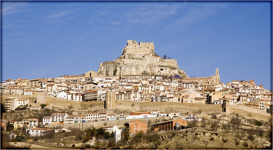 spanjemijnland   Morella - Valencia