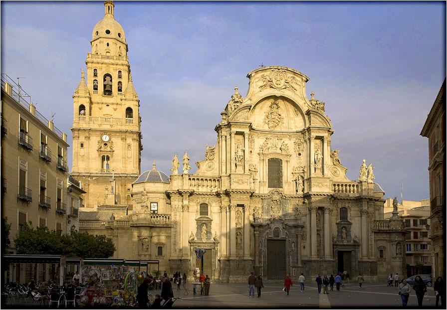 spanjemijnland | Cathedral Murcia - Murcia