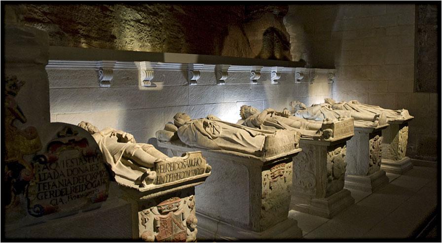 spanjemijnland | Monasterio de Santa María la Real - Nájera - Rioja