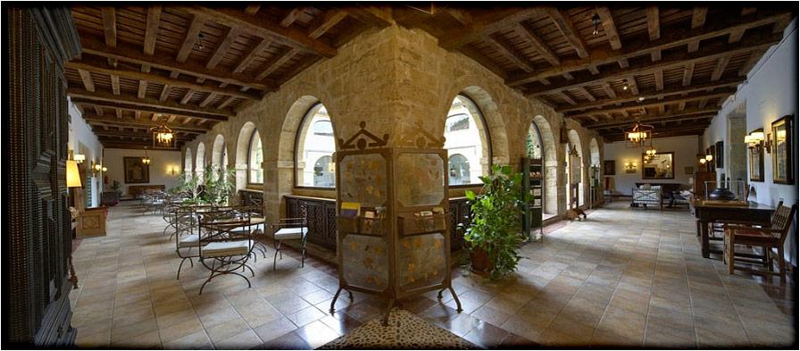 spanjemijnland | Parador Cangas de Onis - Asturië