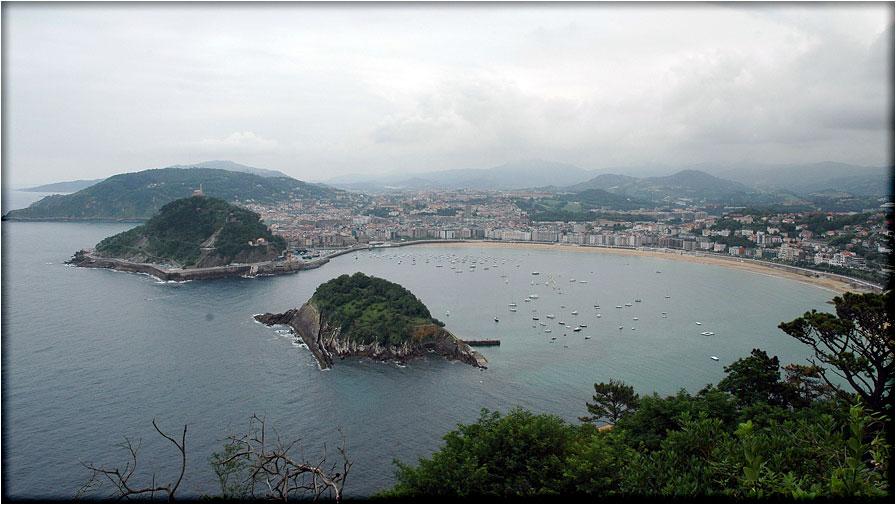 spanjemijnland   San Sebastián - Baskenland