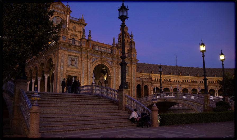 spanjemijnland | Sevilla - Andalusië