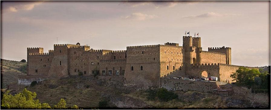 spanjemijnland   Siguensa - Castilië-La Mancha