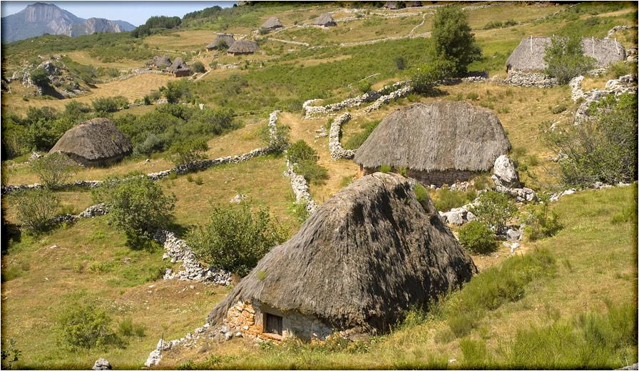 spanjemijnland | Somiedo Teito's - Asturië