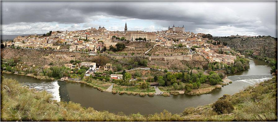 spanjemijnland   Toledo - Castilië-La Mancha