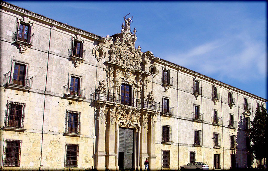 spanjemijnland   Uclés - Castilië-La Mancha
