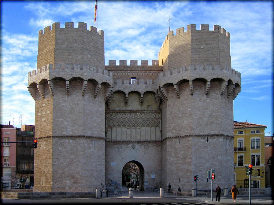 spanjemijnland | Stad Valencia - Valencia