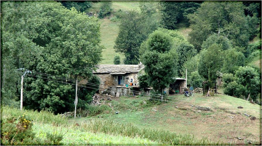 spanjemijnland | Vega de Pas - Cantabrië