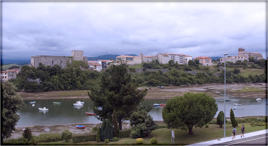 spanjemijnland   San Vicente de la Barquera - Cantabrië