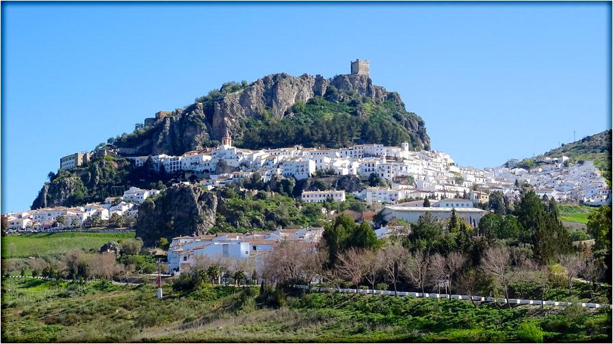 spanjemijnland | Zahara de la Sierra - Andalusië