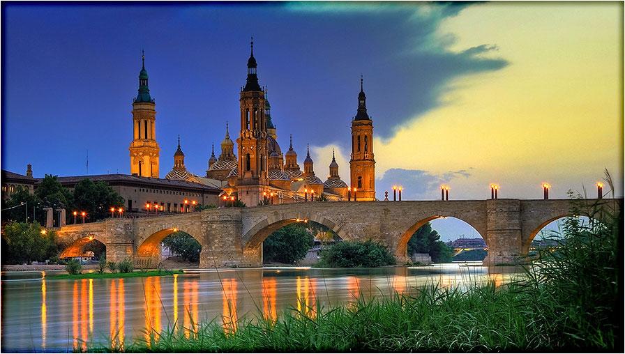 spanjemijnland   Zaragoza - Aragón