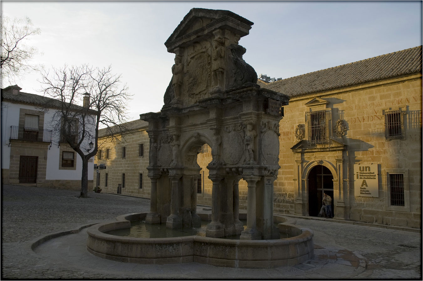 spanjemijnland | Baeza - Andalusië
