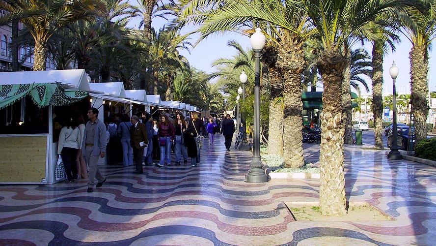 spanjemijnland   Explanada de España - Alicante
