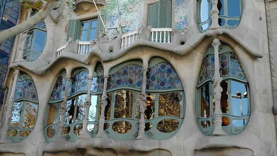 spanjemijnland | Gaudi in Barcelona